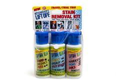 LIFT OFF Stain Removal Kit - 3 Pack - výhodná sada na odstranění odolných skvrn