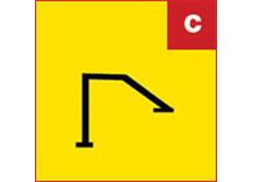 Wiechers ochranný rám typ C