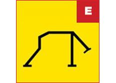 Wiechers ochranný rám typ E