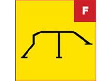 Wiechers ochranný rám typ F
