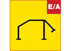 Wiechers ochranný rám typ E/A