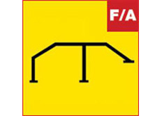Wiechers ochranný rám typ F/A
