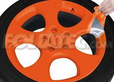 1 ks spreje FOLIATEC - fólie ve spreji (dip) oranžová matná 400ml