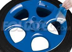 Sada 2ks spreje FOLIATEC - fólie ve spreji (dip) modrá lesklá celkem 800ml