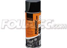 1 ks spreje FOLIATEC - fólie ve spreji (dip) černá matná 400ml