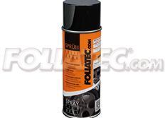 1 ks spreje FOLIATEC - fólie ve spreji (dip) šedá lesklá 400ml