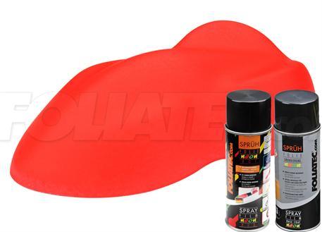 FOLIATEC fólie ve spreji (dip) neonová červená 400ml