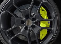 FOLIATEC dvousložková barva na brzdy žlutá neonová