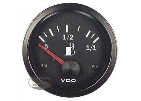 VDO přídavný ukazatel stavu pohoných hmot pro pákový snímač