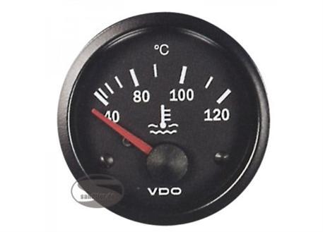 VDO přídavný ukazatel teploty chladící kapaliny