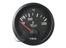 VDO přídavný ukazatel teploty oleje