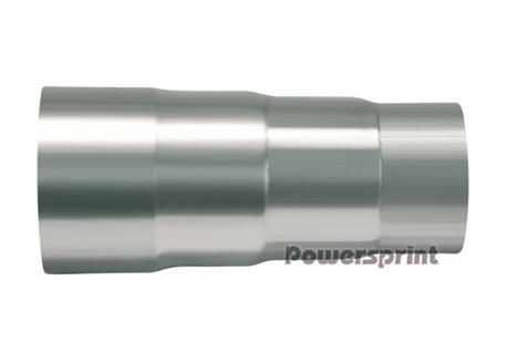 Powersprint 4-stupňová redukční výfuková trubice, vnější průměr 76 > 70 > 65 > 63,5 mm, délka 160 mm