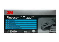 3M Trizact P3000 brusné kytičky, 32 mm, 100 kusů