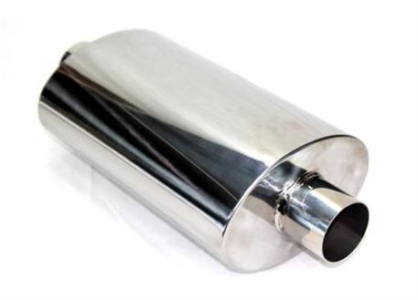 Koncový tlumič výfuku ProRacing MP12 - nerez - 63,5mm