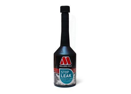 Příměs do motorového nebo převodového oleje Millers Oils Stop Leak 250 ml