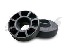 Podložky pro zvýšení vozu ST Suspensions pro Seat Altea (5P vč. XL) r.v. od 03/04 zadní náprava +30 mm