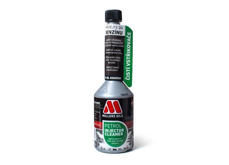 Příměs do benzínu Millers Oils Petrol Injector Cleaner 250 ml