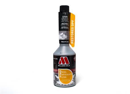Příměs do motorové nafty Millers Oils DPF Cleaner & Regenerator 250 ml