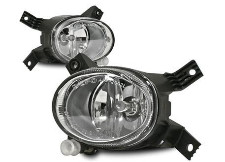 Mlhové světlomety do nárazníku 8L0807103S a 8L0807103CS