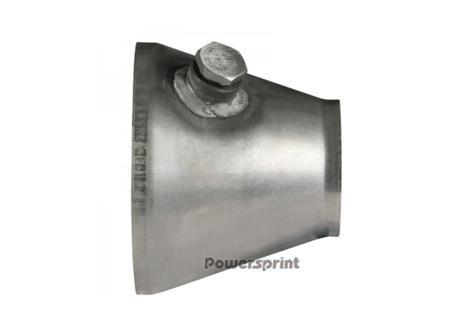 Spojovací kužel s lambda konusem, 120 mm x 63,5 mm