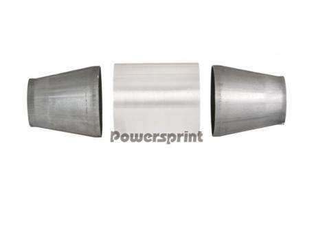 Powersprint spojovací kužel, vnitřní průměr 93 mm x 63,5 mm, délka 95 mm bez lambda připojení
