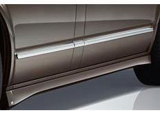 ABT sada nástavců bočních prahů pro VW T5 7H9 Facelift (od 01/10) - krátká verze