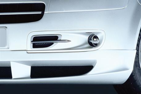 ABT vložky do krytů okolo mlhových světlometů pro VW T5 7H (od 01/03)