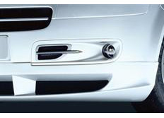 ABT vložky do krytů okolo mlhových světlometů pro VW T5 7H Transporter r.v. od 01/2003