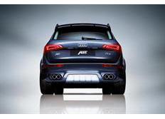 ABT set zadního spoileru a koncového tlumiče výfuku pro Audi Q5 8R