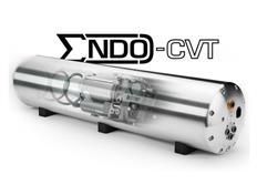 AccuAir ENDO-CVT ventilová jednotka s kompresorem integrovaná v nádobě