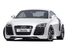 CARACTERE kompletní přední nárazník pro Audi TT (8J) Coupe / Roadster r.v. od 2007