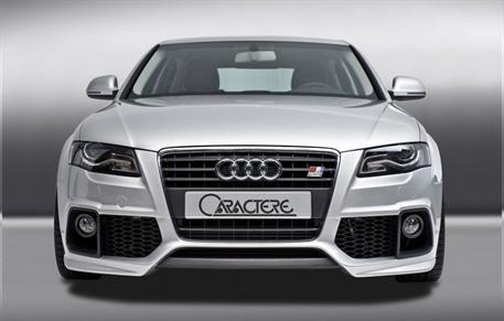 CARACTERE kompletní přední nárazník pro Audi A4 8K Sedan/Avant