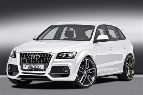 CARACTERE kompletní přední nárazník pro vozy s originálními mlhovými světly pro Audi Q5 facelift