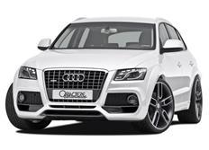 CARACTERE kompletní přední nárazník pro vozy s originálními mlhovými světlomety pro Audi Q5 (8R)