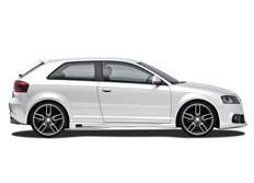 CARACTERE sada bočních prahů pro Audi A3 (8P) r.v. od 2008