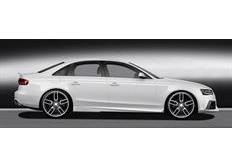 CARACTERE sada nástavců bočních prahů pro Audi A4 8K2 Sedan/Avant
