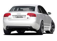 CARACTERE spoiler pod originální zadní nárazník pro Audi A4 (8E) r.v. od 2005