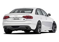CARACTERE spoiler pod originální zadní nárazník pro model Audi A4 (8K) / A4 (8K) Avant r.v. od 2008