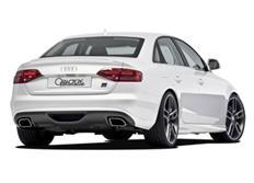 CARACTERE spoiler víka kufru pro Audi A4 (8E) Cabrio r.v. od 2006
