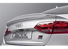 CARACTERE spoiler víka kufru pro Audi A4 8K Sedan