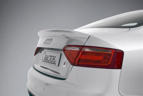 CARACTERE spoiler víka kufru pro Audi A5 (8T3) Coupé Facelift r.v. od 2013