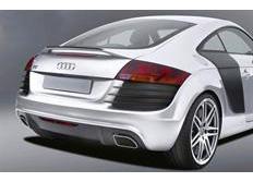 CARACTERE spoiler víka kufru pro Audi TT 8J Coupe