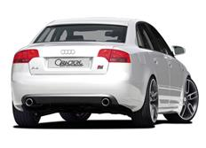 CARACTERE spoileru víka kufru ve dvou variantách pro Audi A4 (8E) r.v. od 2005