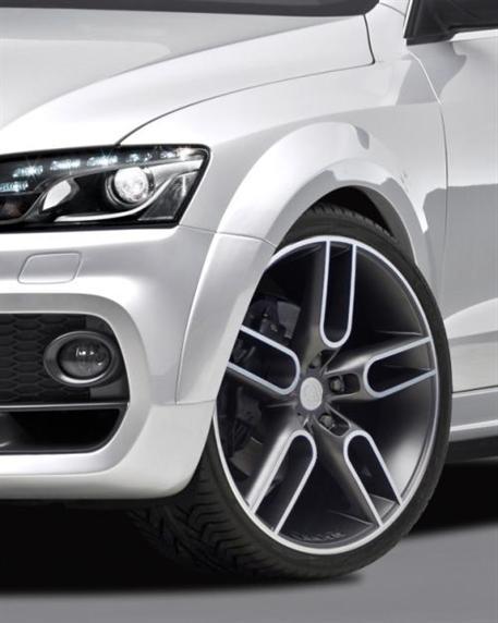 CARACTERE volba pro vozy s Adaptive Cruise Control pro Audi Q5 facelift
