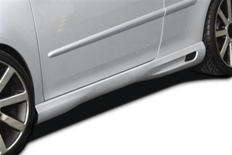 CARACTERE sada nástavců bočních prahů pro VW Golf 6