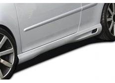 CARACTERE sada nástavců bočních prahů pro VW Eos