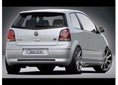 CARACTERE sada nástavců bočních prahů pro VW Polo 9N2