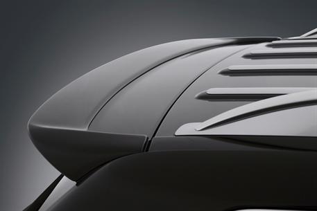 CARACTERE střešní spoiler pro VW Touareg 7L