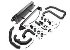 COBB Front mount intercooler kit (FMIC) černý pro vůz Subaru Impreza STI/WRX 2004-2007
