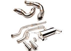 """COBB Tuning 3"""" turboback sportovní nerezový výfuk pro BMW 3-Series s motory N54"""